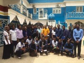 Tchad : HEC TCHAD a abrité une conférence sur la culture de la paix en milieu jeune