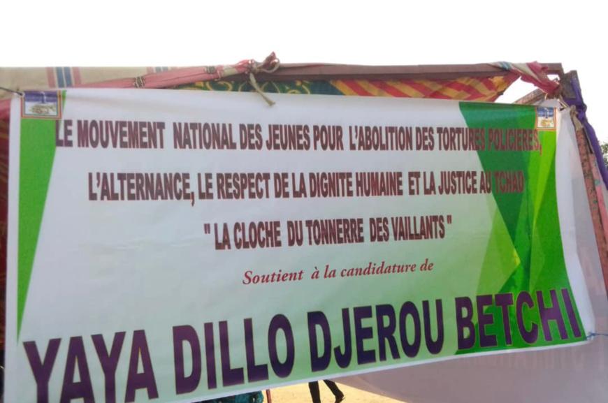 Tchad : Yaya Dillo Djerou sollicité pour la prochaine présidentielle