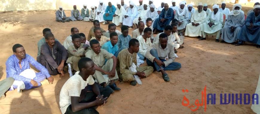 Tchad : 24 orpailleurs interceptés par les forces de sécurité au Sila