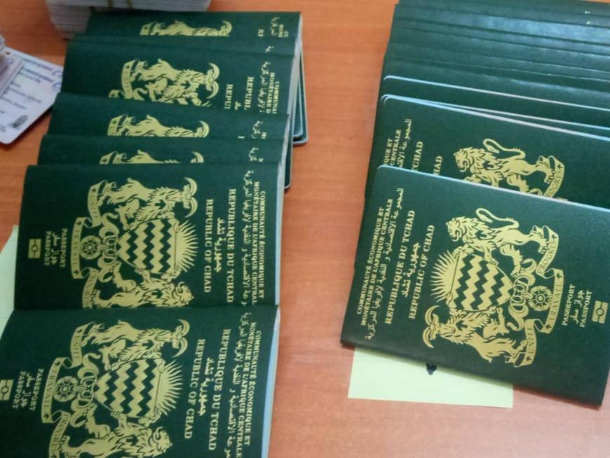 Tchad : afflux des voyageurs à l'ANATS de Mongo pour la délivrance du passeport