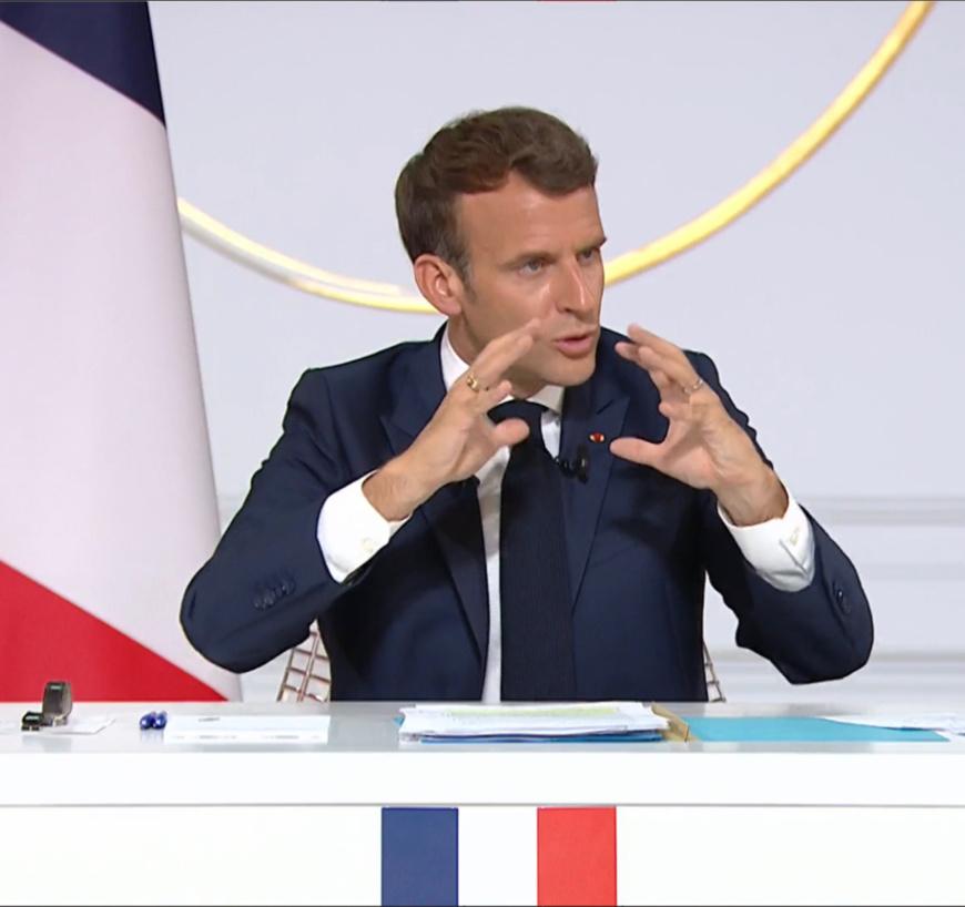 """Sahel : Emmanuel Macron annonce la fin de Barkhane et un """"nouveau cadre"""""""