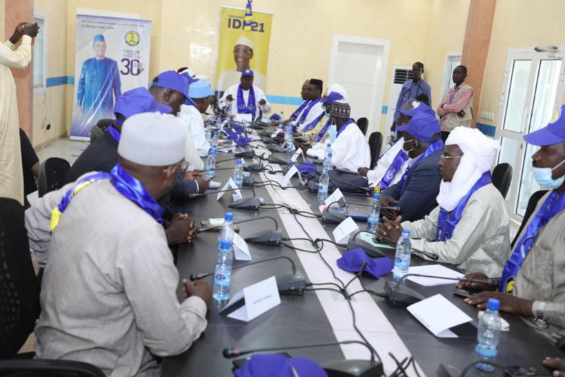 """Tchad : le MPS entend """"reprendre sa marche"""" pour les futures élections"""