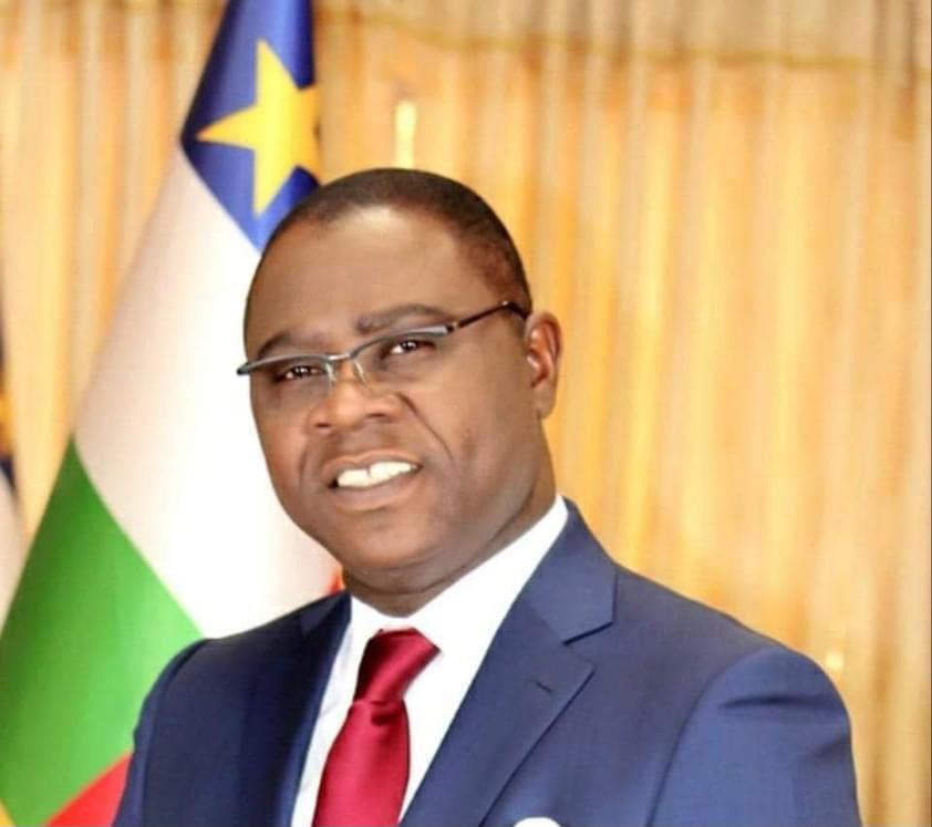 Centrafrique : Henri Marie Dondra nommé Premier ministre. © DR