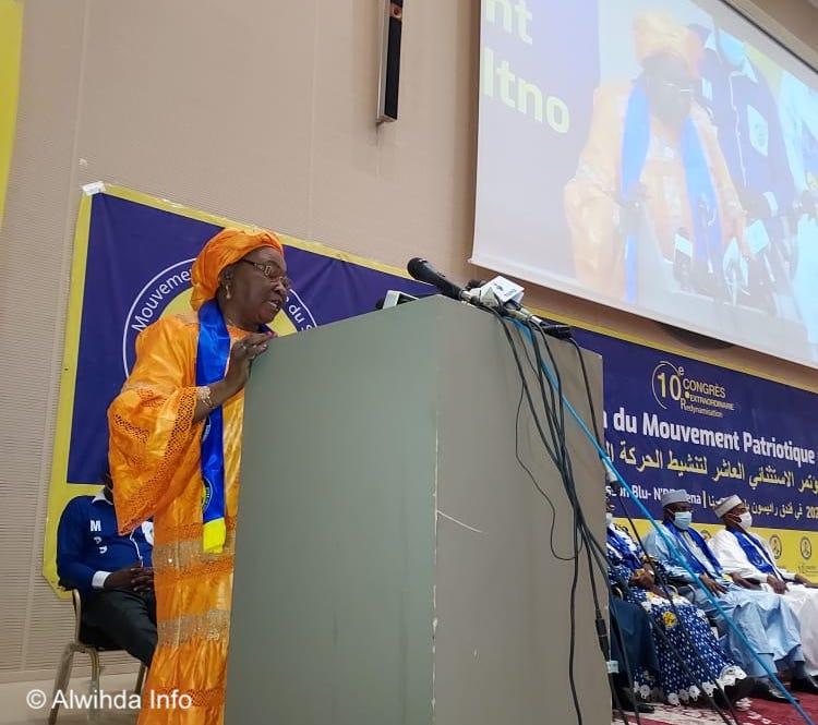 """Madjidian Padja : """"Avec le MPS, la vision d'un Tchad émergent est en train de devenir une réalité"""""""