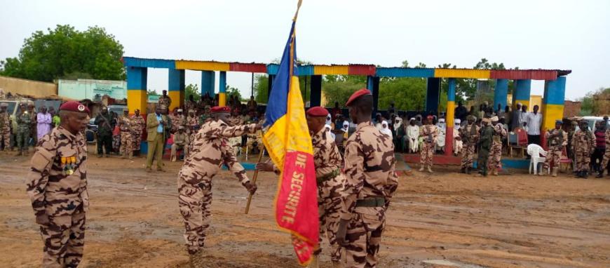 Tchad : le commandant de la zone de défense n°11 installé à Goz Beida