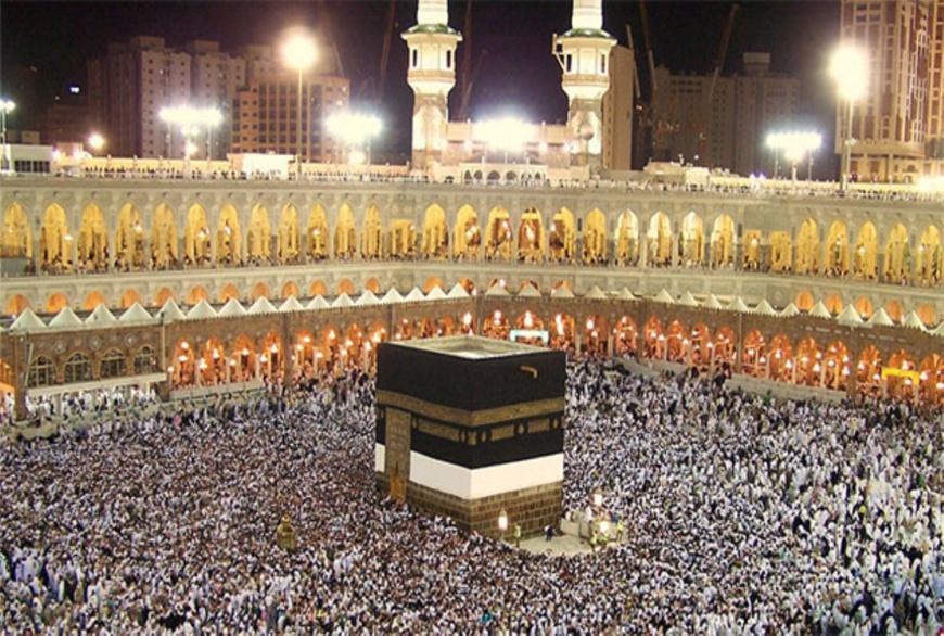 Pèlerinage : l'Arabie saoudite limite à 60.000 résidents vaccinés
