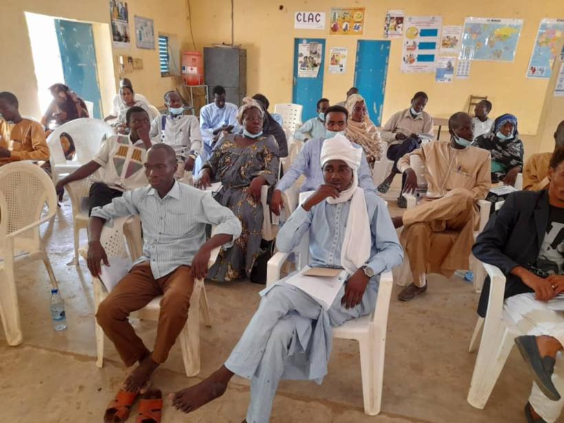 Tchad : les risques de la migration irrégulière, une préoccupation au Batha