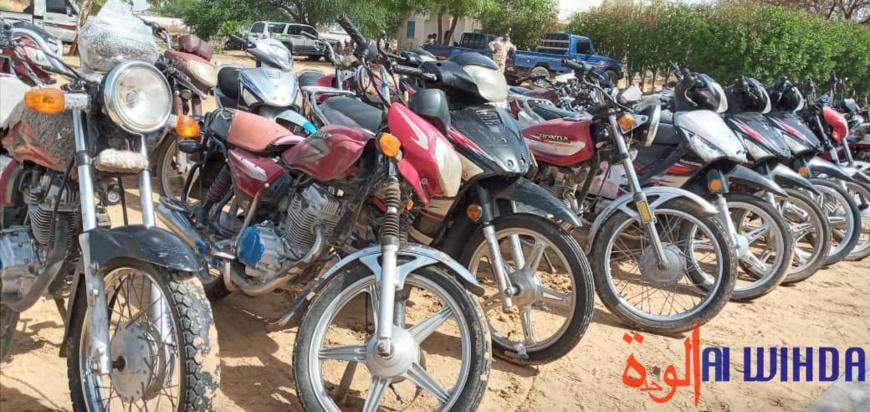 Insécurité à N'Djamena : la gendarmerie interpelle 30 personnes