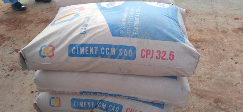 """Tchad : le ciment """"CCM SAO"""" bientôt sur le marché"""