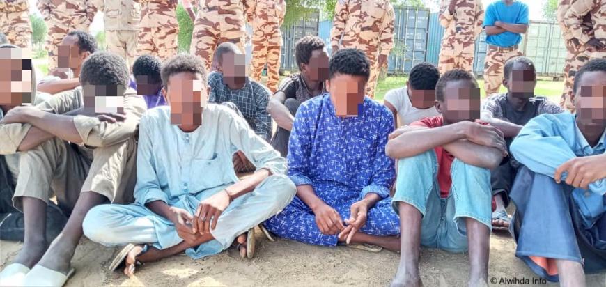 Tchad : des mineurs de 13 à 17 ans arrêtés par la gendarmerie