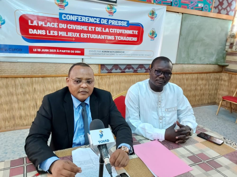 Tchad : le MONCIT invite les étudiants à la culture du civisme et de la citoyenneté