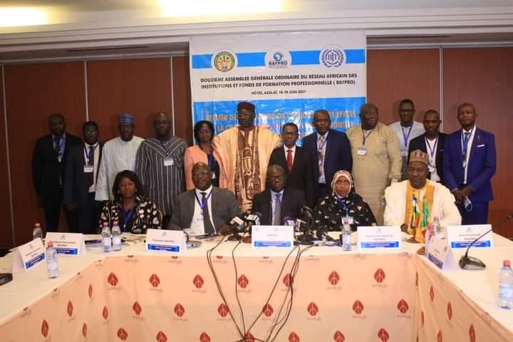Bénin : le FONAP-Tchad a pris part à la 12e assemblée générale ordinaire du RAFPRO