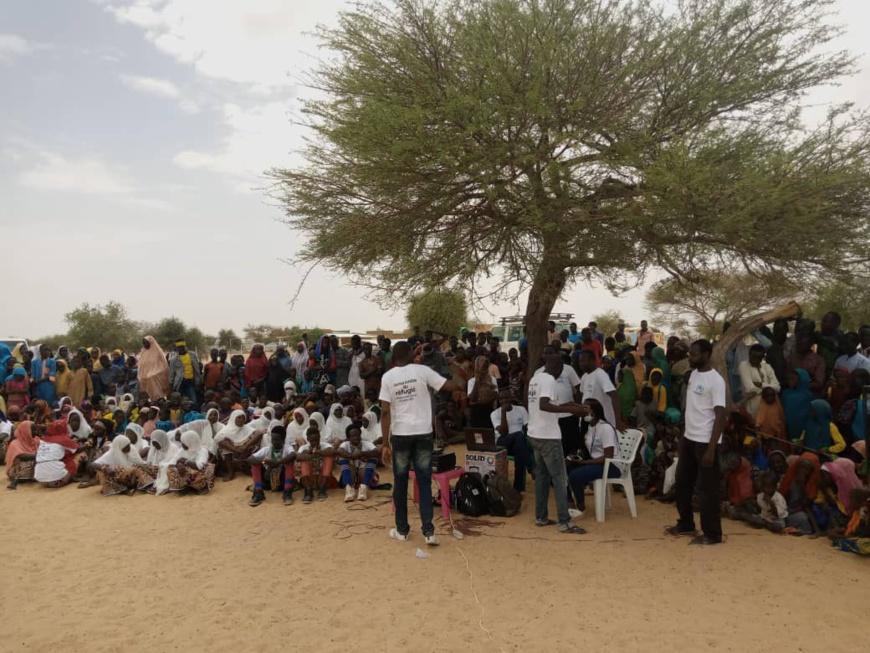 Tchad : la journée mondiale des réfugiés célébrée à Baga Sola