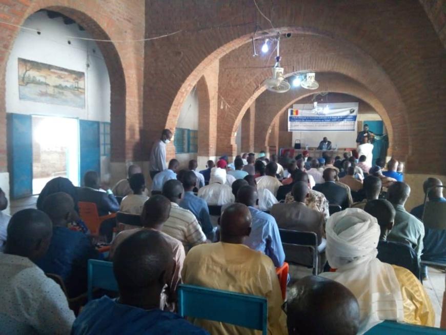Tchad : les acteurs judiciaires du Nord-Est sont à l'école du savoir