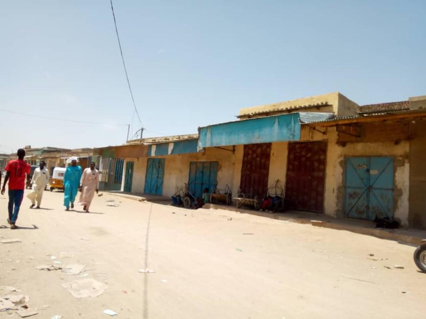 Tchad : colère des commerçants du grand marché d'Abéché