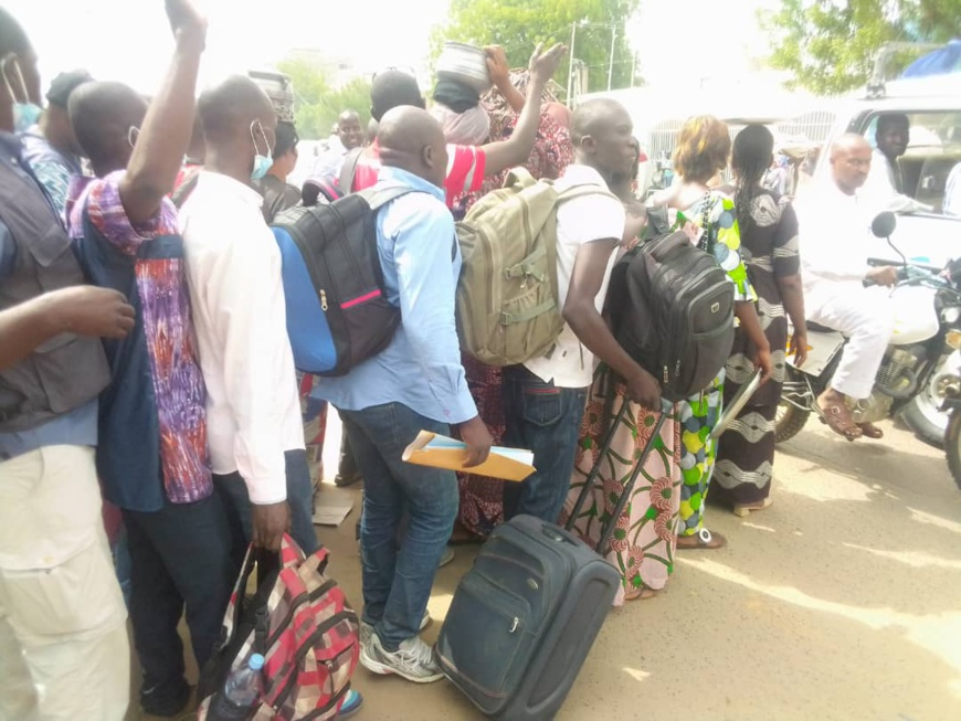 Tchad : des diplômés sans emploi annoncent leur départ en exil