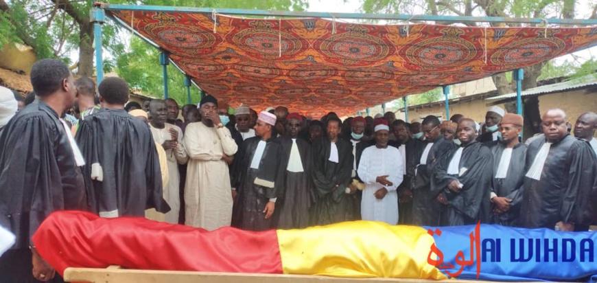 Tchad : le parcours de Ahmat Mahamat Hamba, procureur assassiné à Oum Hadjer