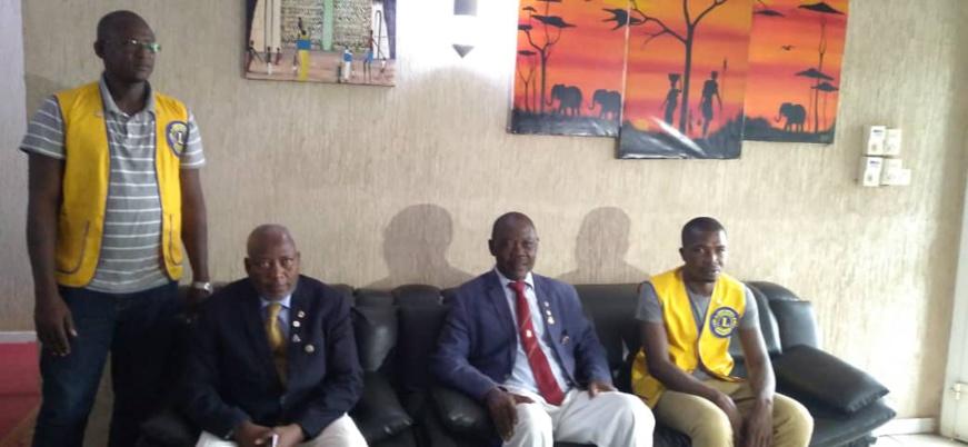 Tchad : le Lions Clubs International s'implante à nouveau à Moundou