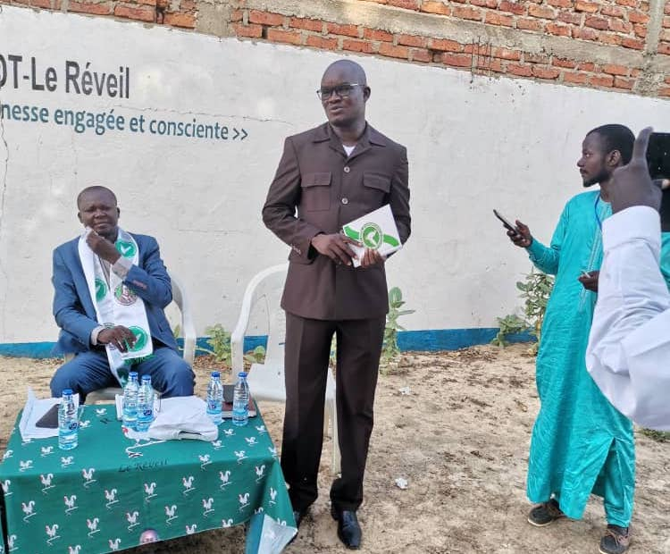 Tchad : le RNDT-Le Réveil renforce sa présence politique au Guéra