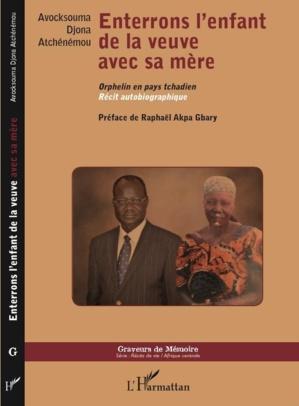 Orphelin en pays tchadien, un récit du Professeur Avocksouma Djona