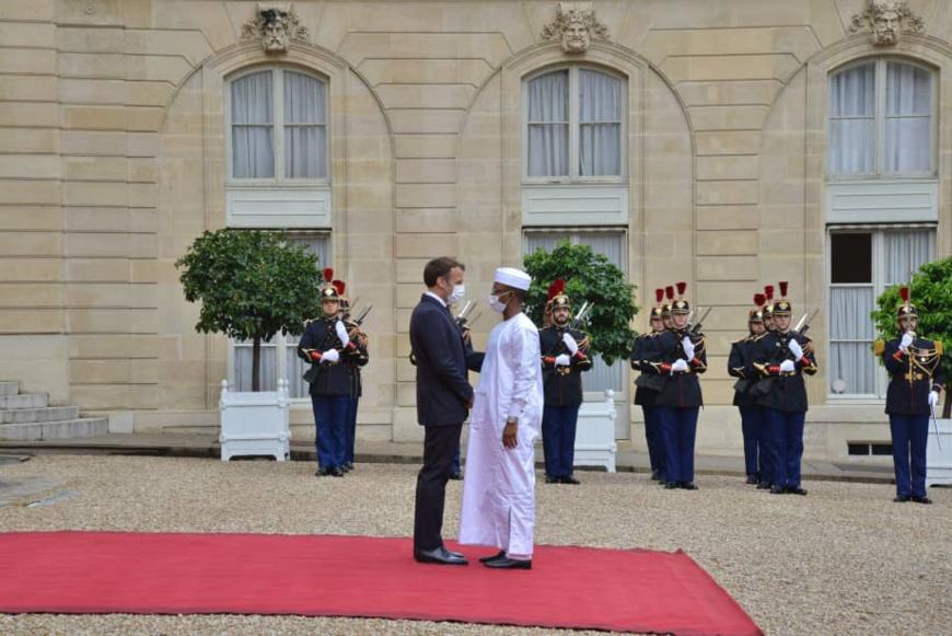 La France annonce une nouvelle aide budgétaire au Tchad