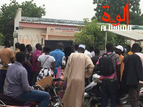 Tchad : délivrance de la carte nationale d'identité à N'Djamena, un casse-tête