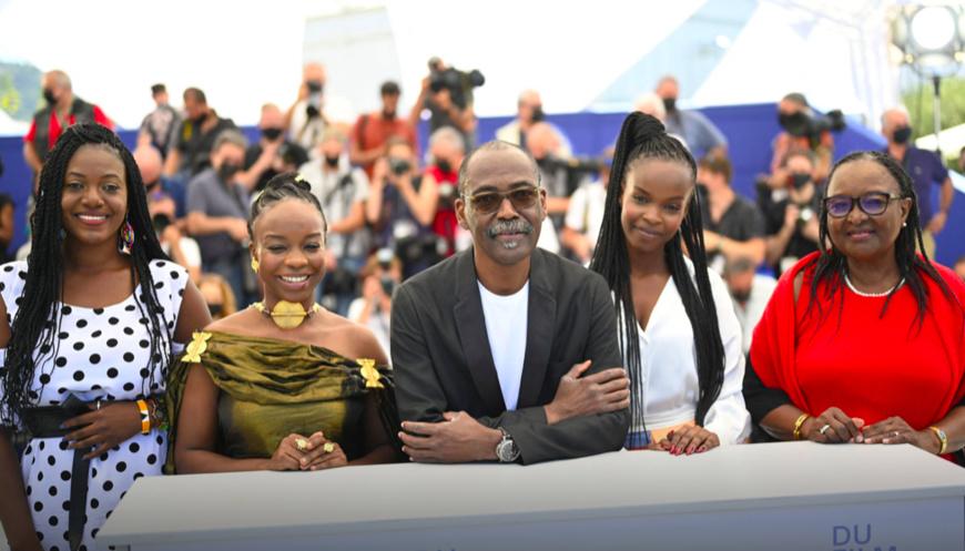 Cinéma : le réalisateur Mahamat Saleh Haroun en compétition au Festival de Cannes © Festival-Cannes