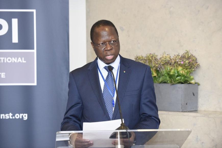 Sommet du G5 Sahel : Tiare Yemdaogo Eric désigné secrétaire exécutif. ©DR