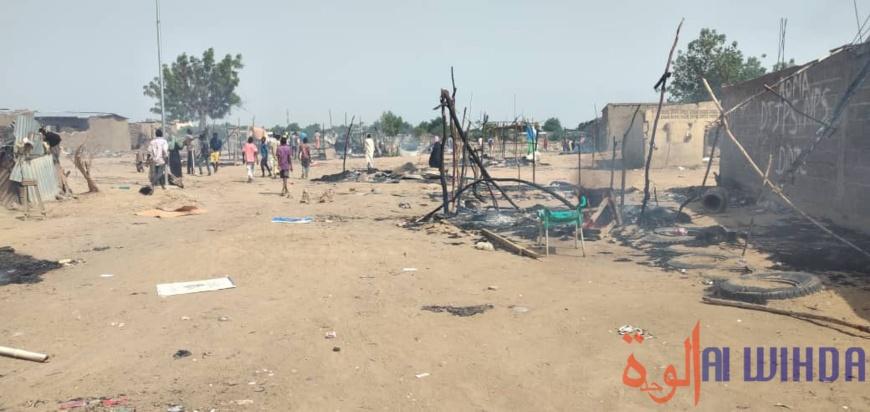 """Tchad : vaste opération sécuritaire au quartier """"Roma"""" de N'Djamena"""