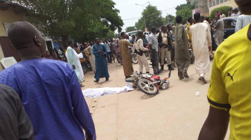 Tchad : un homme abattu en pleine rue à N'Djamena