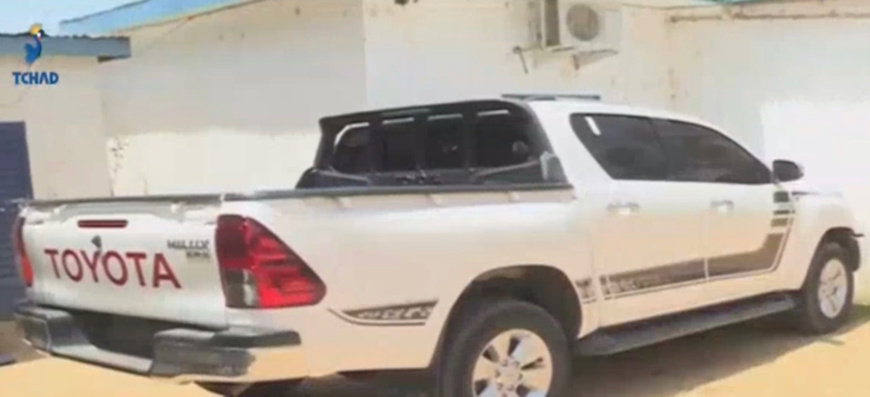 Tchad : la police a retrouvé le véhicule utilisé pour l'assassinat de Mahamat Ali Dari