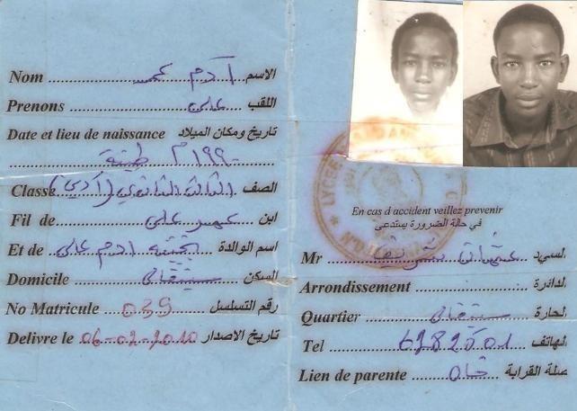 Tchad/Injustice : Mort du jeune bachelier fracassé par la barrière du pont N'Gueli, sa famille lance un appel