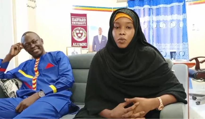 """Tchad : """"Je suis appelée à des nouvelles responsabilités au sein du parti"""", Fatimé Soumaïla"""