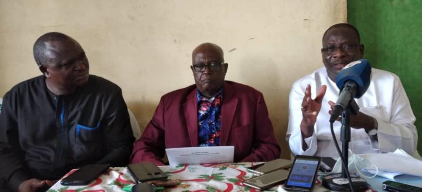 Tchad : l'Alliance Victoire émet des réserves sur la conduite de la transition