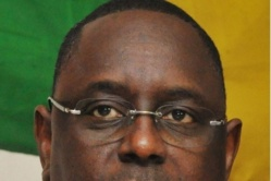 Macky Sall. Crédits photo : Sources