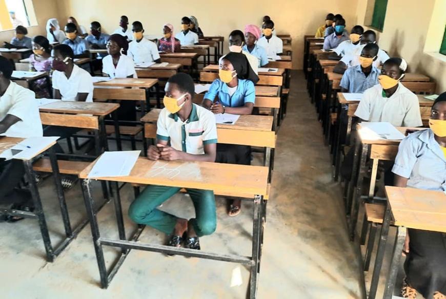 Tchad : lancement des épreuves écrites du BEF