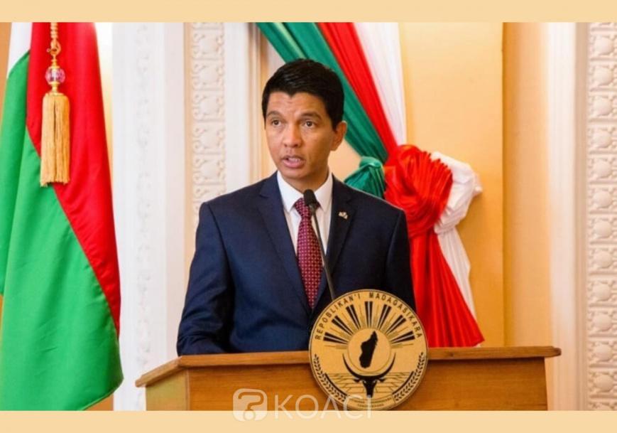 Madagascar :  une tentative d'assassinat du président de la République déjouée