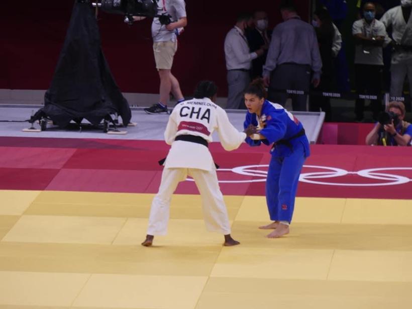 JO de Tokyo : la judokate tchadienne Memneloum éliminée