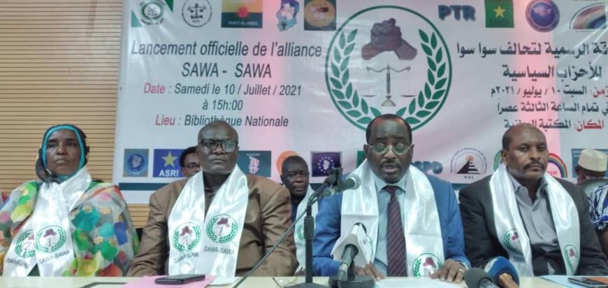 "Tchad : l'alliance politique ""Sawa-Sawa"" demande la dissolution du CNDP"