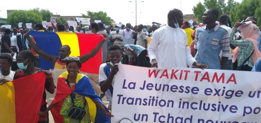 Tchad : « ceux qui nous chantent la paix sans la justice, ce sont des hypocrites »
