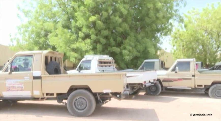 Tchad : 48 véhicules et des produits prohibés saisis par la commission mixte au Nord