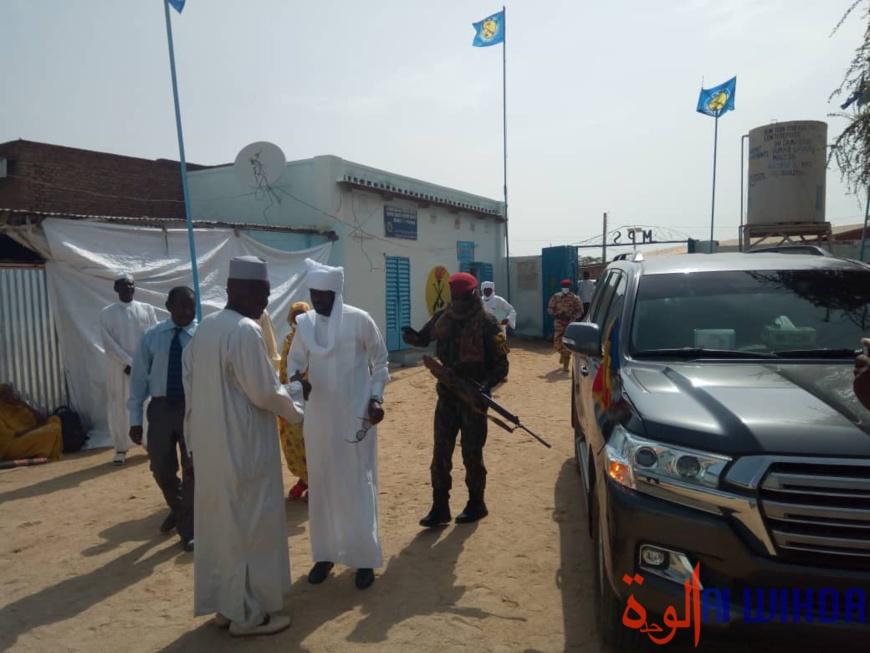 Tchad : lecture du saint Coran et de versets bibliques à Abéché à la mémoire du Maréchal