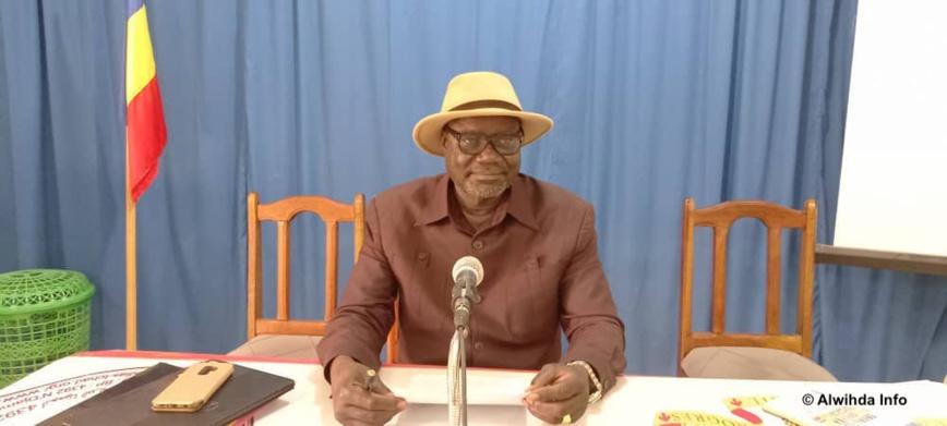 Tchad : Pr. Avocksouma Djona démissionne de l'UNDR