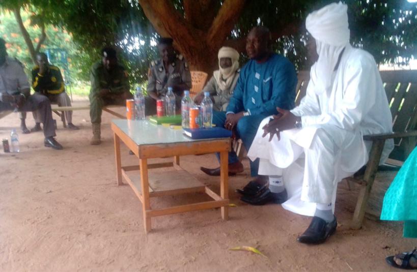 Tchad : le commissaire de police de la ville de Bébédjia remplacé