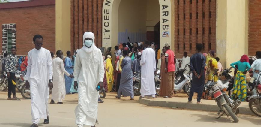 Baccalauréat au Tchad : les listes de l'ONECS affichées pour les candidats