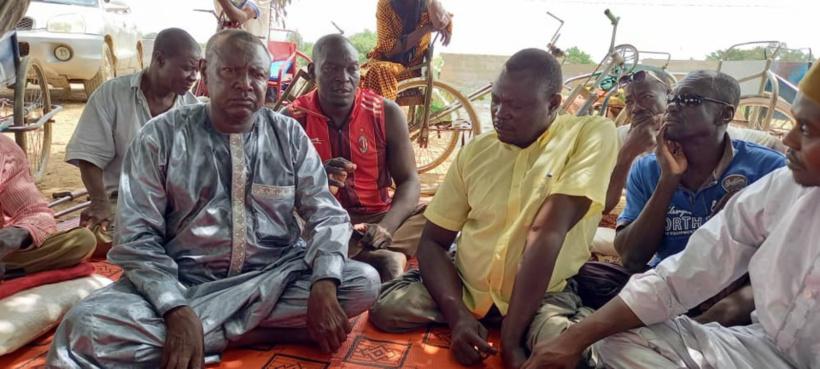 Kousseri : la plateforme tchadienne des 212 associations auprès des personnes handicapées