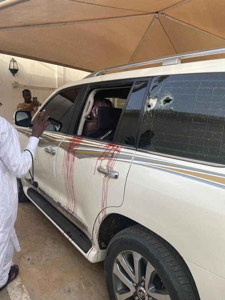 Tchad : les détails de l'attaque contre Abdelkerim Mahamat Charfadine