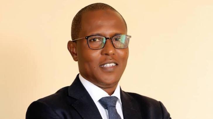 Ahmat Abdelkerim est depuis le mois de juillet 2021 Directeur général du cluster corne de l'Afrique de Bolloré Transport & Logistics. © DR