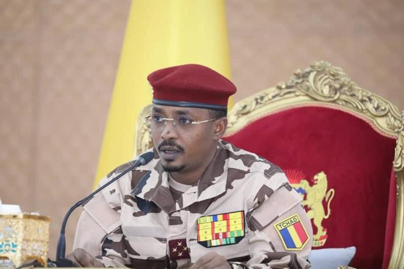 Tchad : le président du CMT dissout le Cadre national de dialogue politique