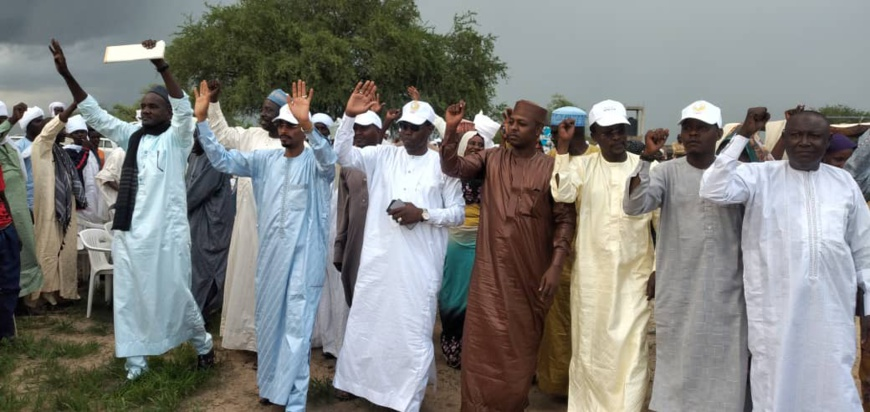 Tchad : la plateforme des 212 associations sillonne les villages pour la cohabitation